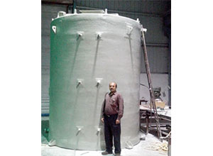 PP FRP Tanks Manufacturers in India | PP FRP Tanks