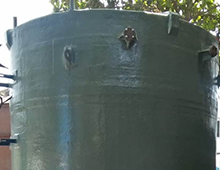 PP FRP Tanks Manufacturers in India